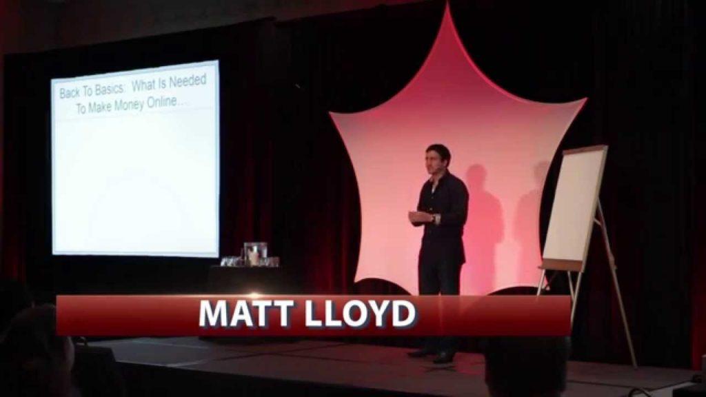The Fundamentals Of Internet Marketing (Matt Lloyd)