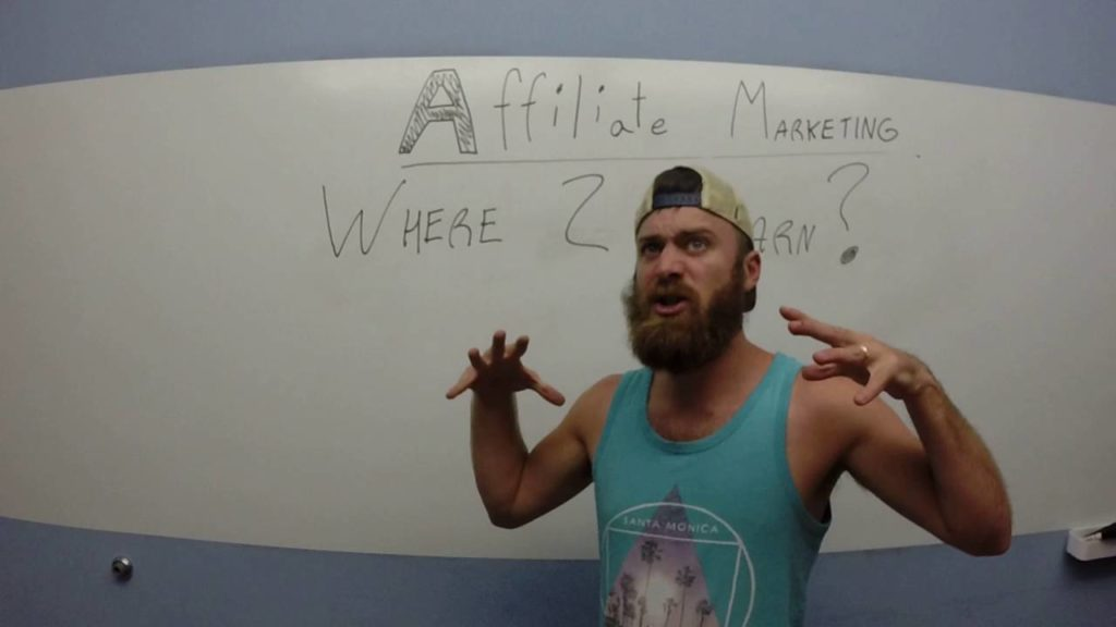 where to learn affiliate marketing?
