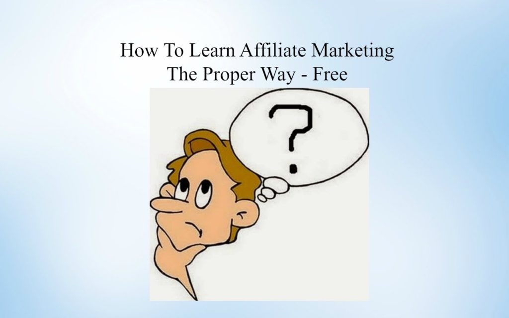 Affiliate Marketing For Beginners – How Does Affiliate Marketing Work? NEW 2016