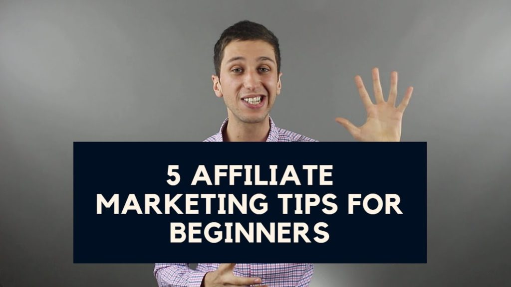 5 Affiliate Marketing Tips For Beginners | Don't Do These Big Mistakes