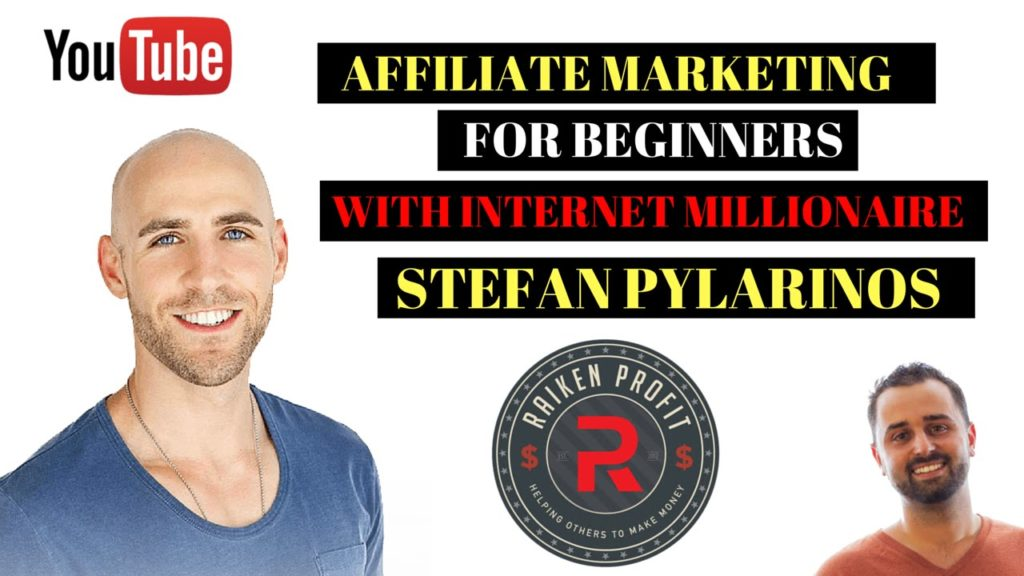 Affiliate Marketing For Beginners With Internet Millionaire Stefan Pylarinos