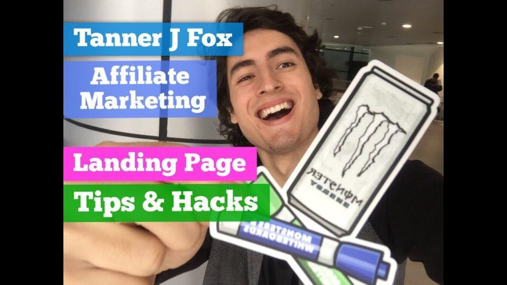 Tanner J Fox Affiliate Marketing Mastery Course Update Ryan Hildreth