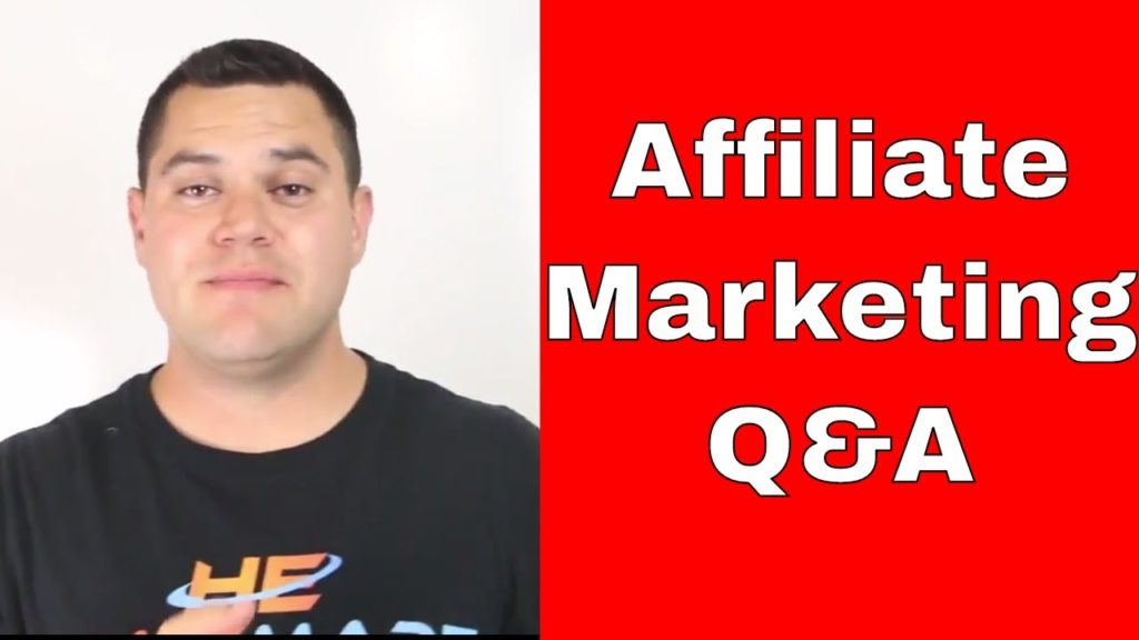 Affiliate Marketing Questions And Answers