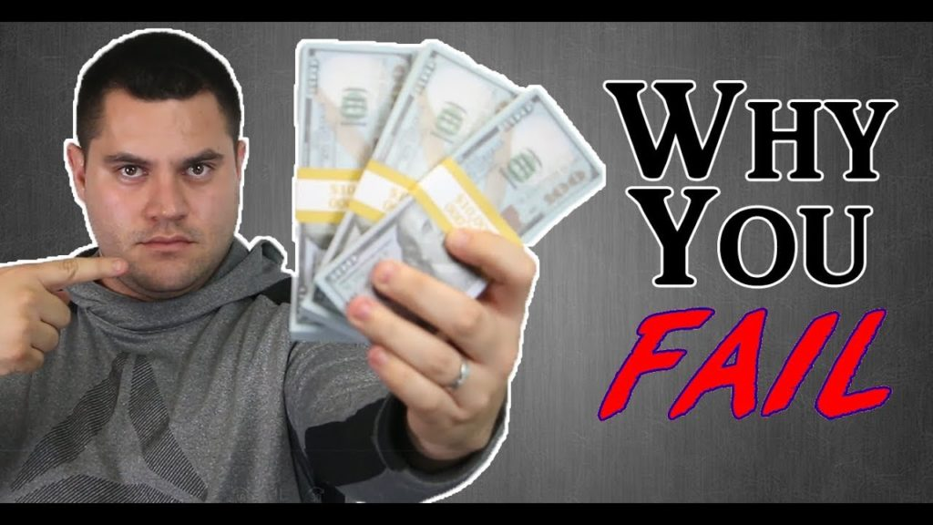 Making Money With Affiliate Marketing – Why Affiliates FAIL