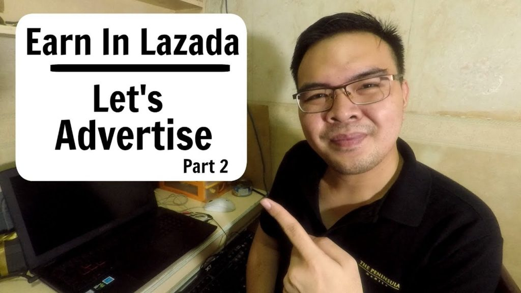 Earn in Lazada Affiliate Marketing: Making Carousel banners and Earn Money through commission 2017