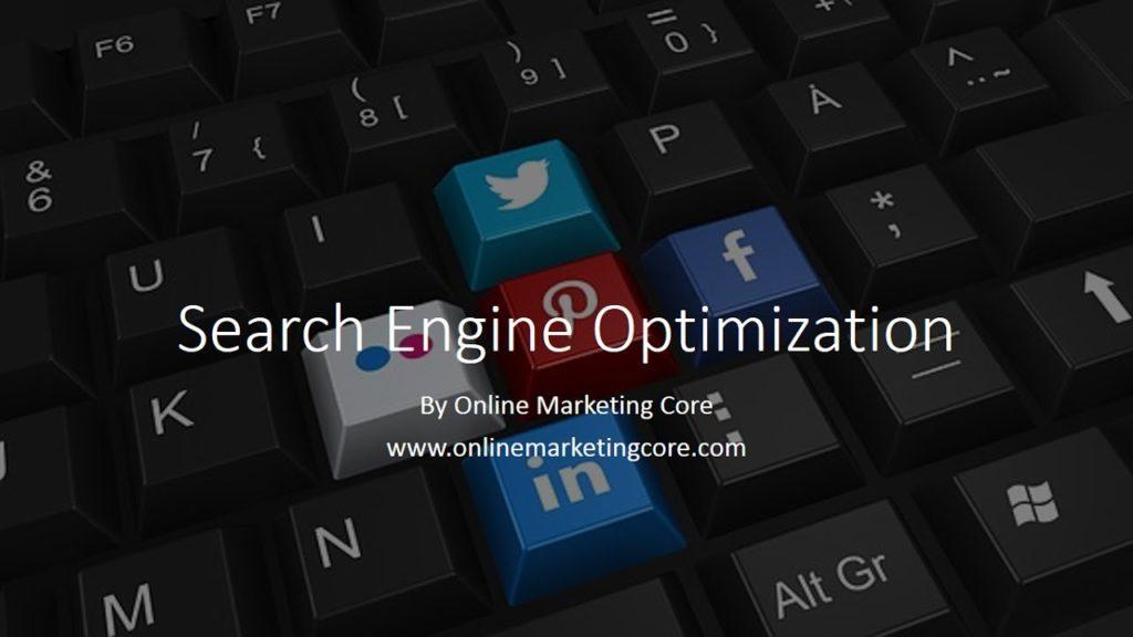 Internet Marketing: Search Engine Optimization