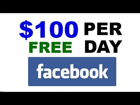 HOW TO MAKE $100 PER DAY WITH FACEBOOK -2018 {EASY}