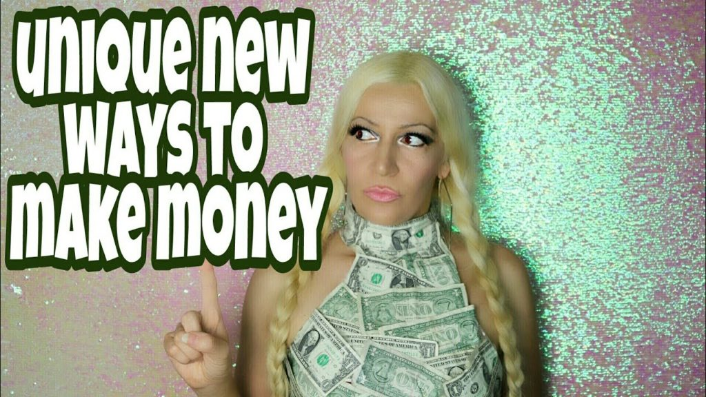 Weird New Ways To Make Money Online & Offline | Unusual Home Jobs For Easy Money