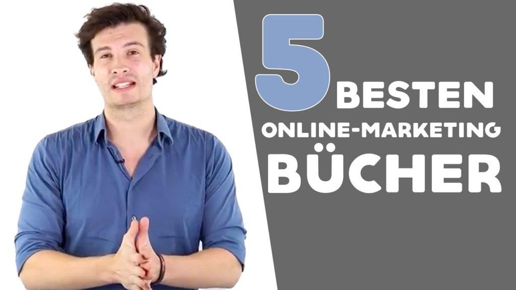 Die 5 besten Online Marketing Bücher!