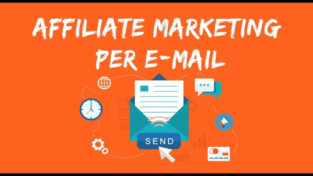 AFFILIATE MARKETING MIT E-MAILS | Direkte Sales in drei Schritten!