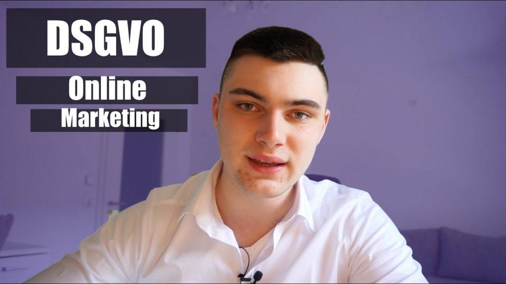DSGVO – ANGST vor ONLINE-MARKETING (Meinung)