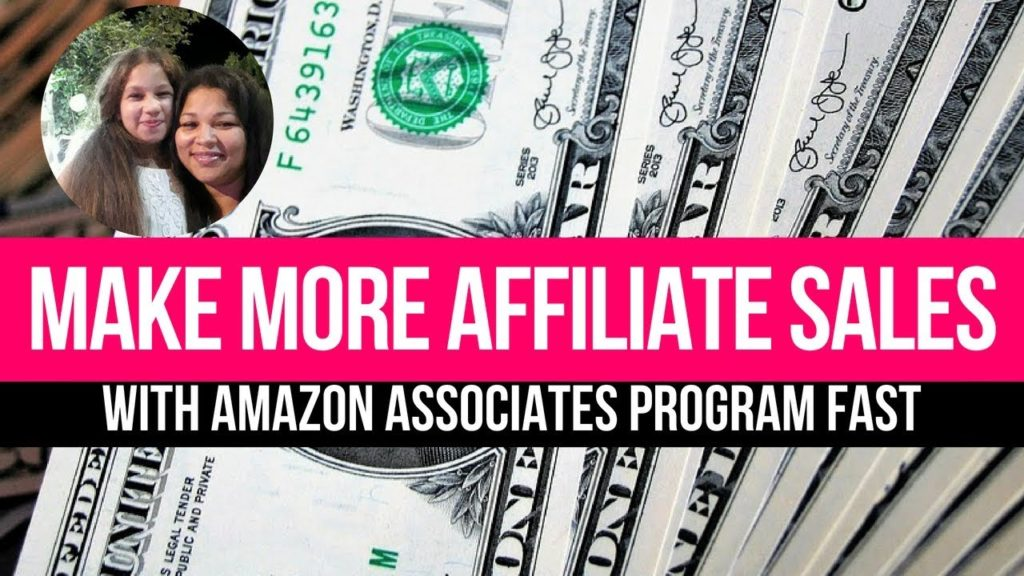 Make More Affiliate Sales With Amazon Associates